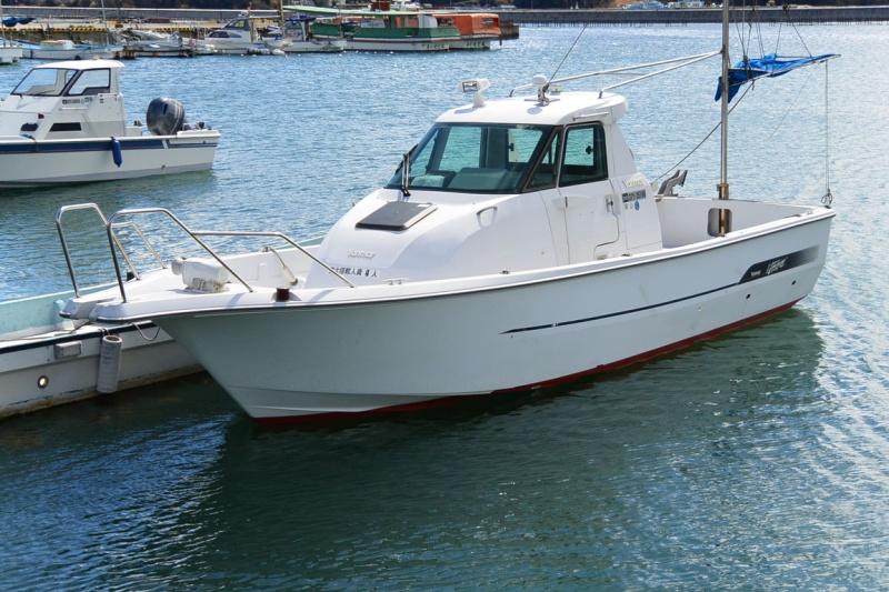 ヤンマー EX26 4JH3-DT ワンオーナー艇 中古艇 株式会社ナスボート牛窓 ...