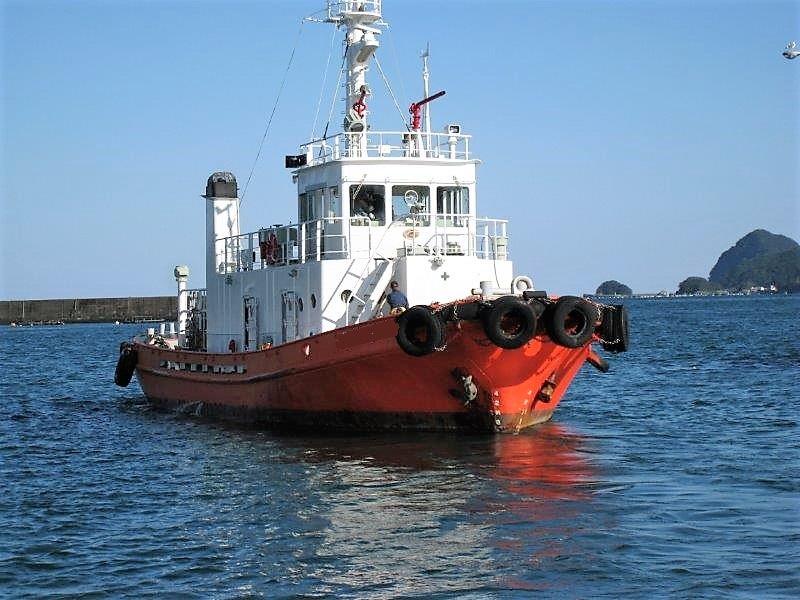 中古艇・中古ボートのボートワールドは中古艇情報をリアルタイムに掲載! 中古艇情報その他(国内) 防災船・曳船